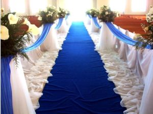 sortie cérémonie mariage